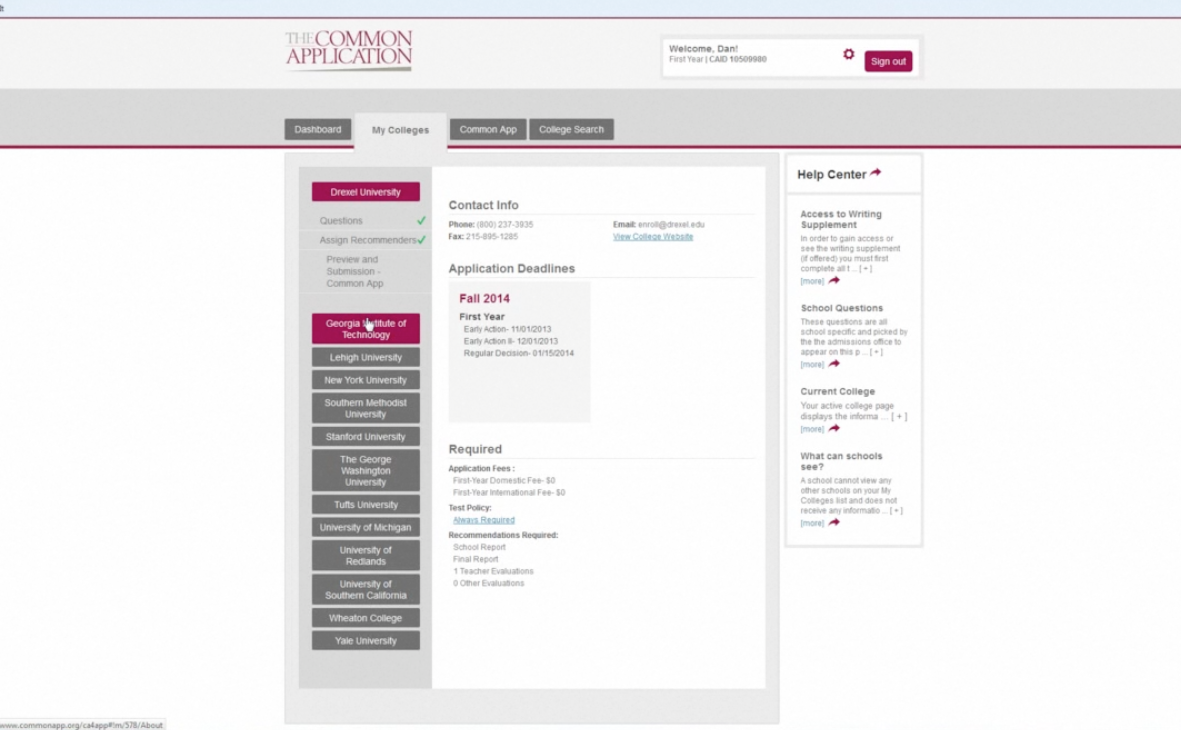 common app glitches archives college essay organizer college  students