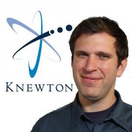 Josh From Knewton, Sayin' Hey.