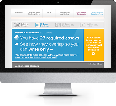 college essay writing help for college university admissions  roadmap®